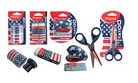 US Flag Stationery