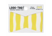 通販 LOOK TAG Translucent Series StripeRibbon【在庫6】
