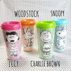 PEANUTS DOUBLE WALL TUMBLER