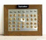 ストーンカレンダー